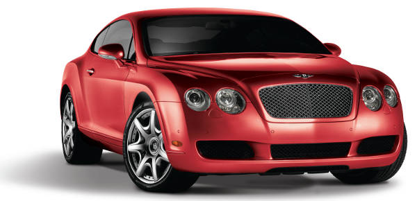 Red Bentley